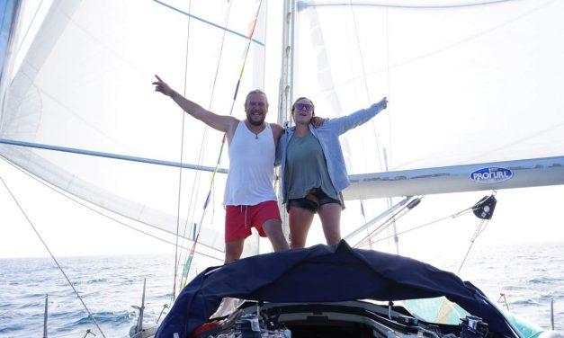 Blauwasser-Interview mit Julia und Tobi