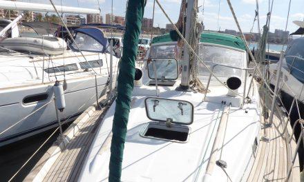 Die Beneteau Oceanis 40 CC