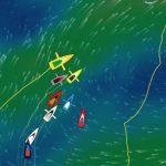 Noch vier Tage bis zum Ziel - Vendée Globe Tag 75