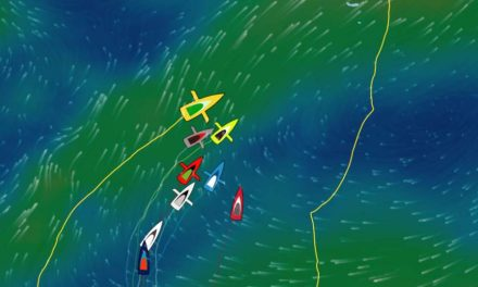 Noch vier Tage bis zum Ziel – Vendée Globe Tag 75