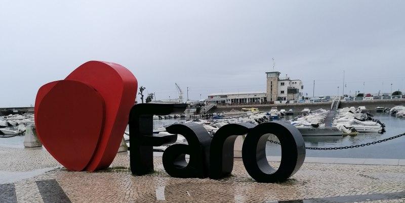 Faro – ein kleines Paradies