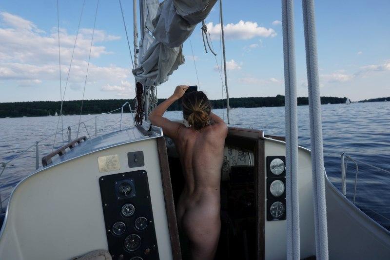 Ode an das Segeln